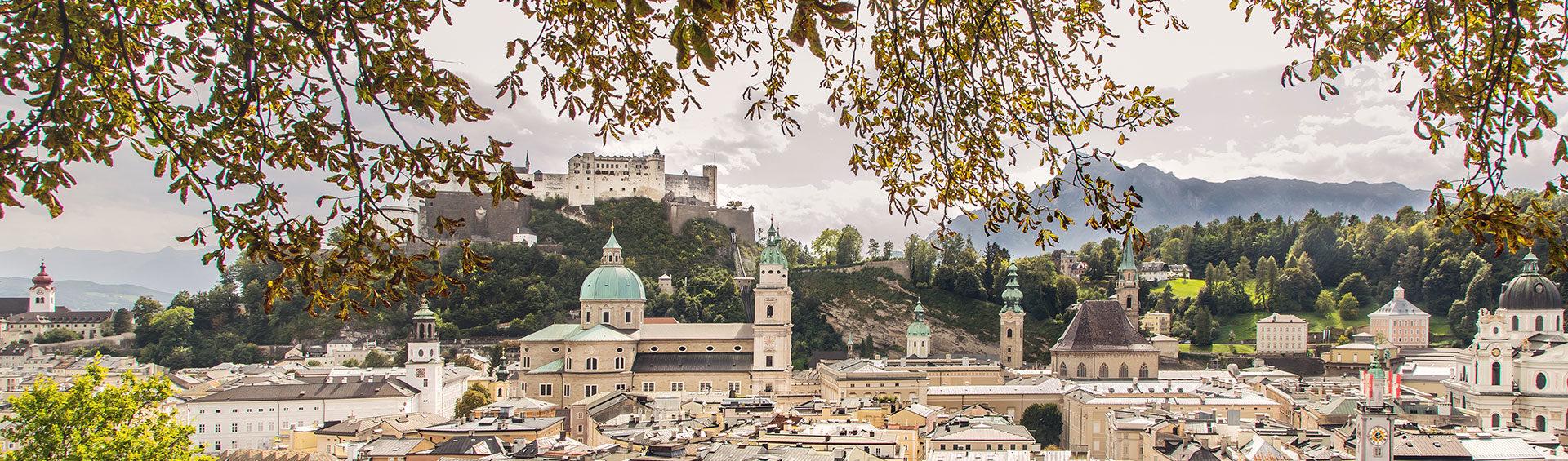 Altstadt Salzburg Ausflugsziel 1