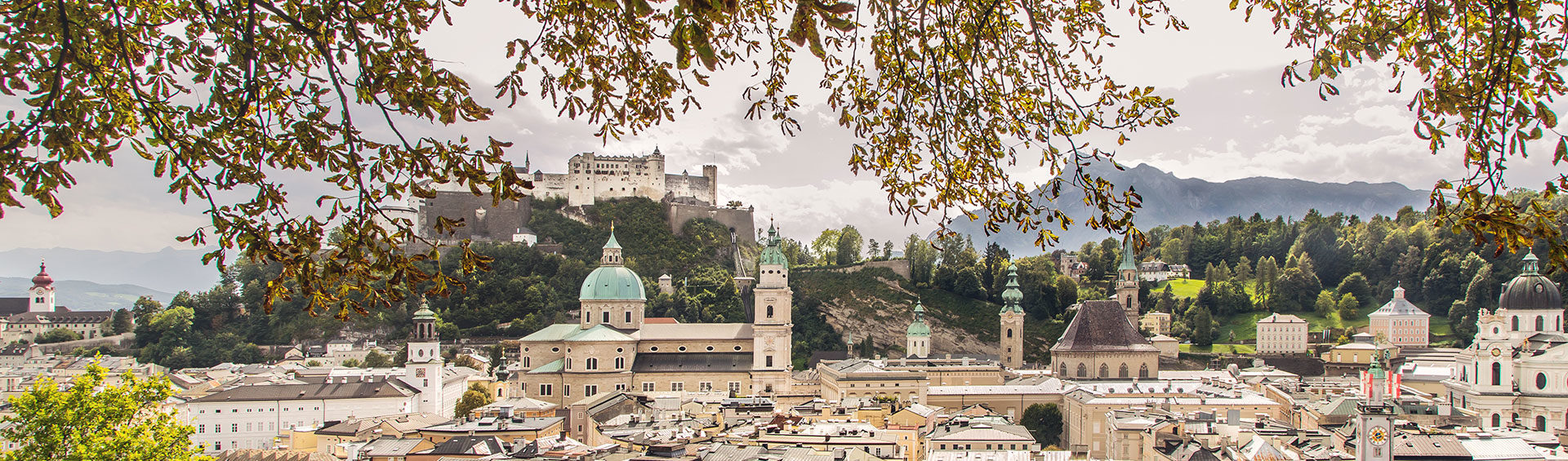 Ausflugsziel im Salzburger Land, Altstadt Salzburg