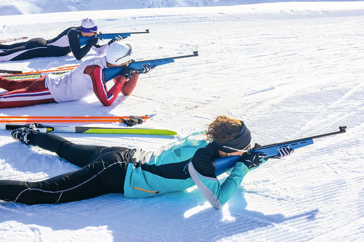 Biathlon Winterurlaub Obertauern 1