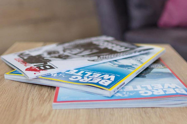 Einleitung Magazine