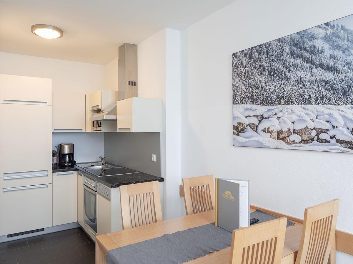 Ferienwohnung Sun 2 - Sunshine Appartements in Obertauern