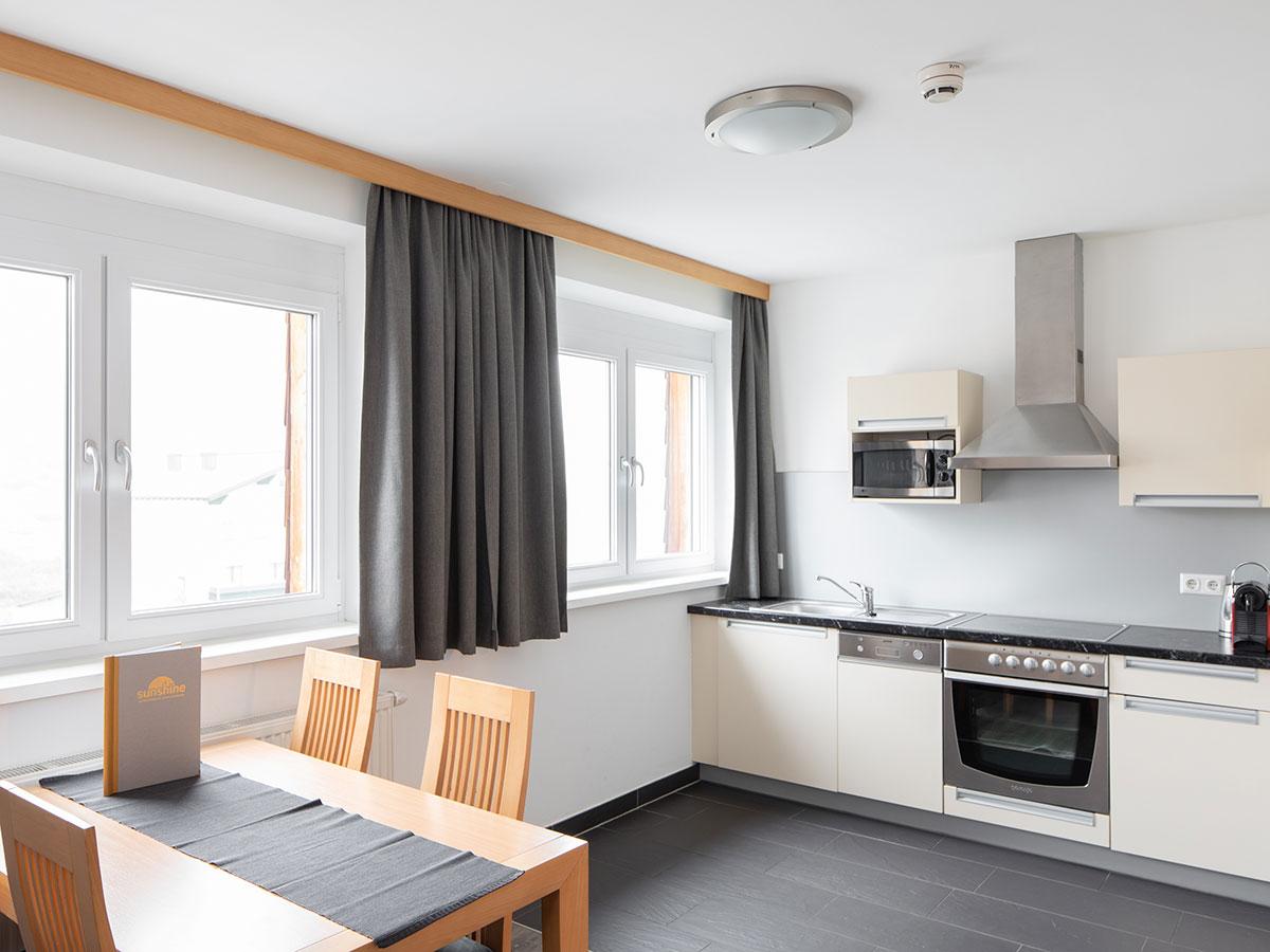Ferienwohnung Sun 4 - Sunshine Appartements in Obertauern