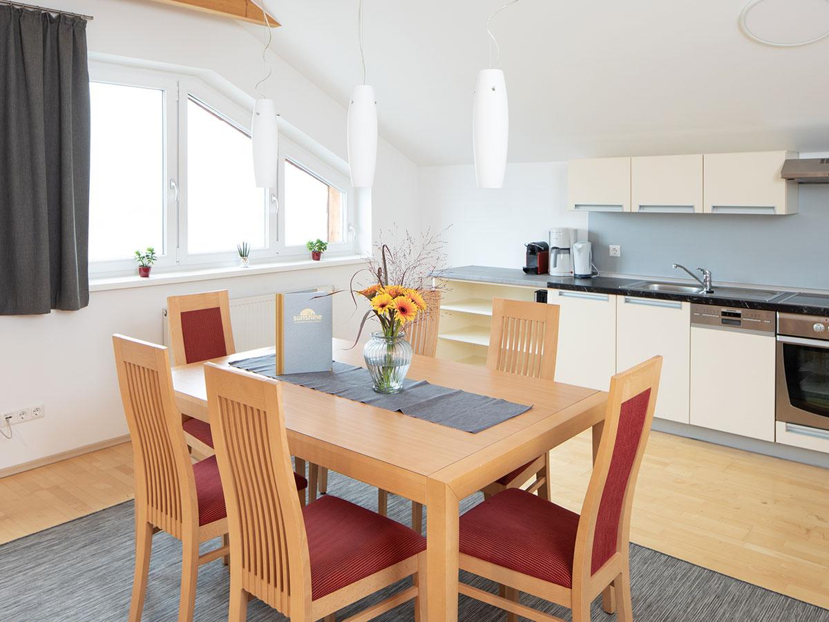 Ferienwohnung Sun 6 - Sunshine Appartements in Obertauern
