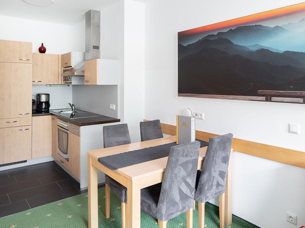 Ferienwohnung Sun 7 - Sunshine Appartements in Obertauern