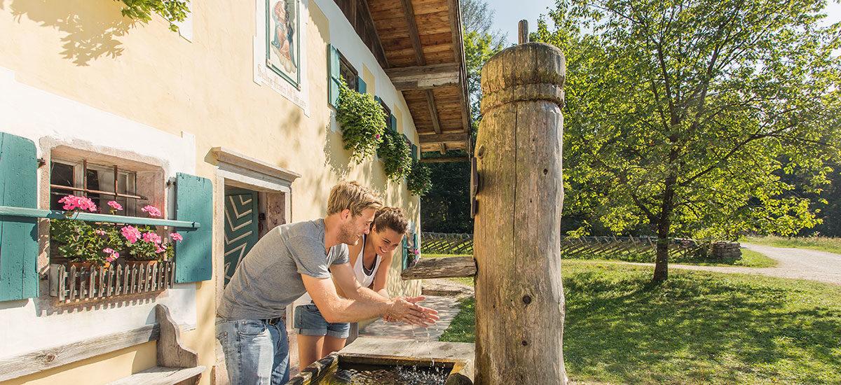Salzburger Freilichtmuseum - Ausflugsziel im Salzburger Land