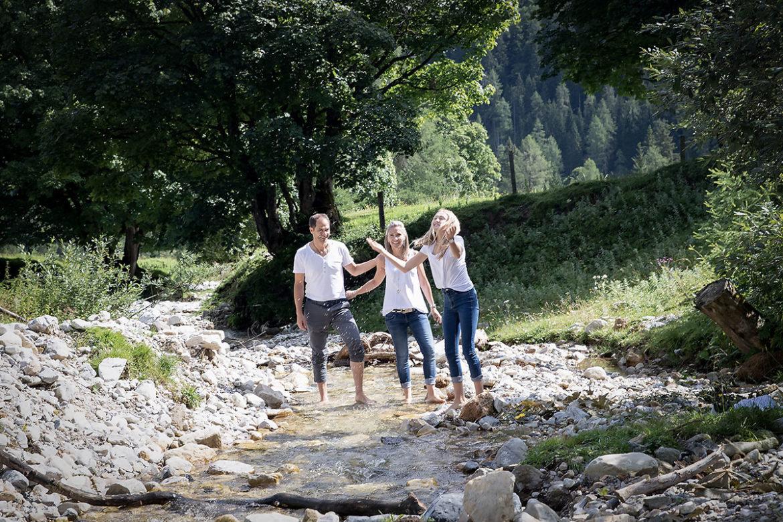 Familie Schilchegger - Ihre Gastgeber in den Sunshine Appartements in Obertauern