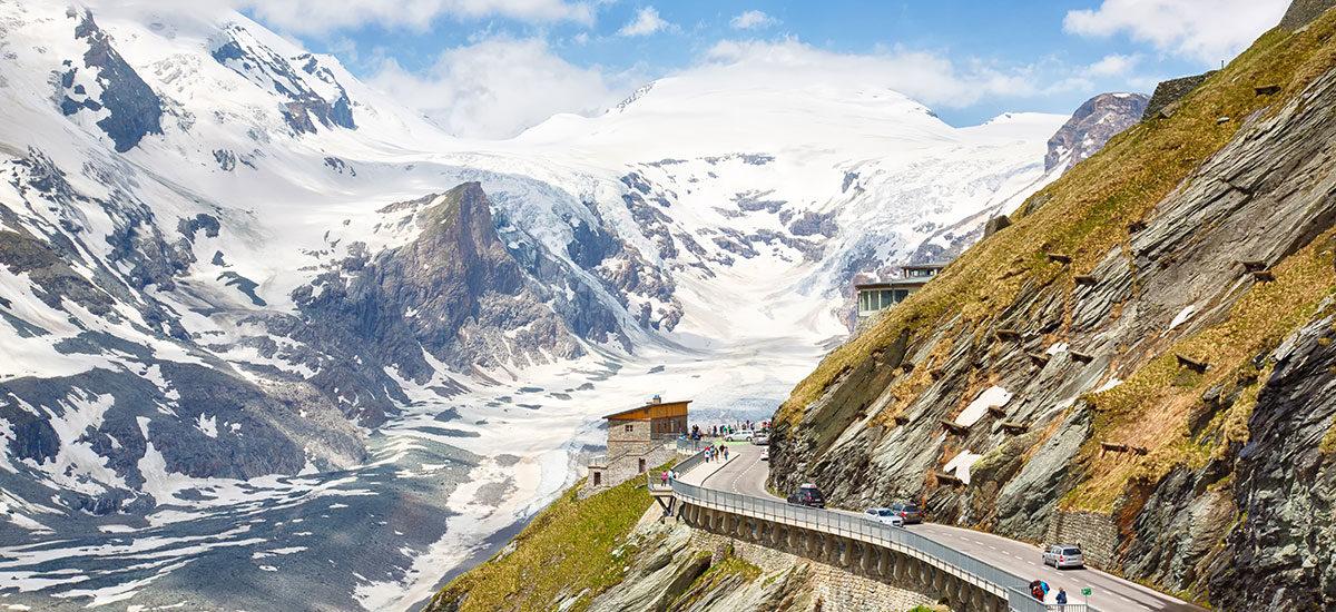 Großglockner Hochalpenstraße - Ausflugsziele im Salzburger Land