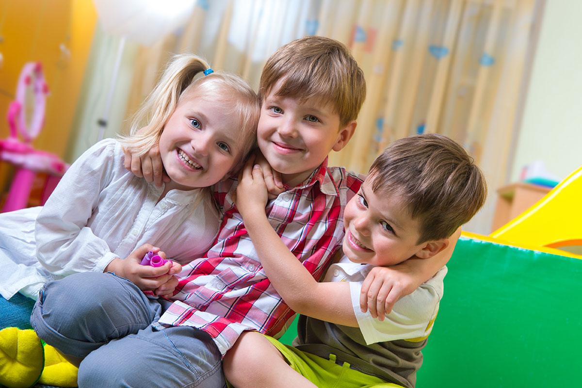 Kinderbetreuung - Urlaub in den Sunshine Appartements Schilchegger