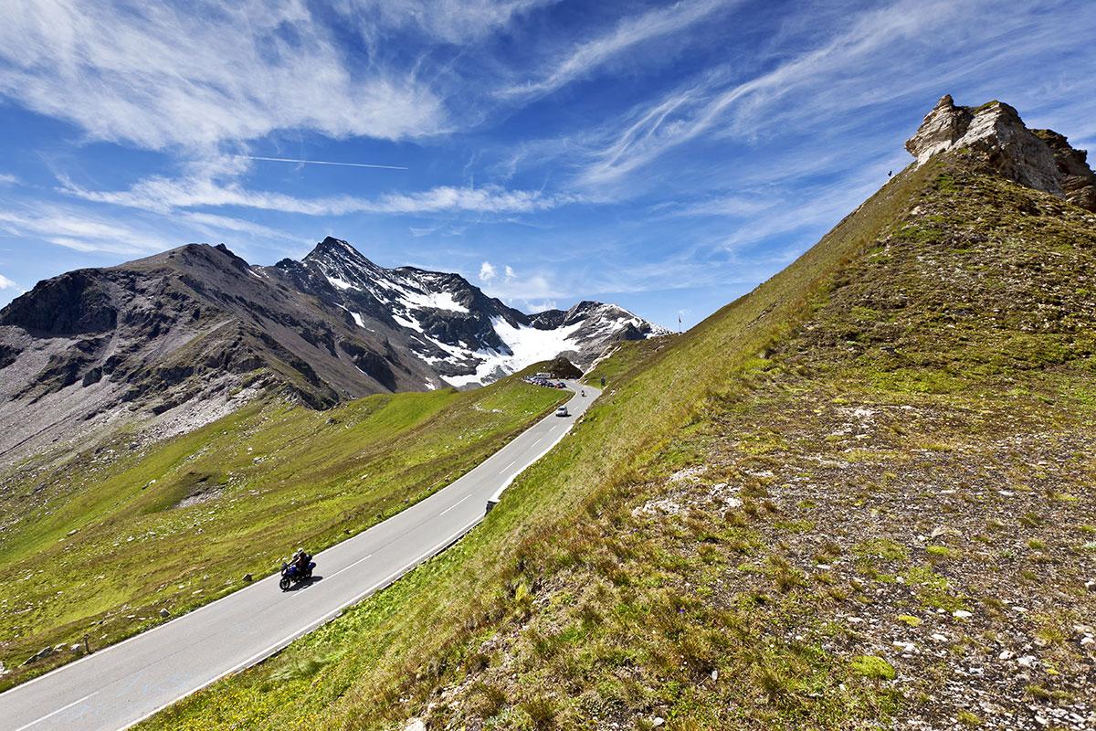 Motorradtouren - Sommerurlaub in Obertauern, Salzburg
