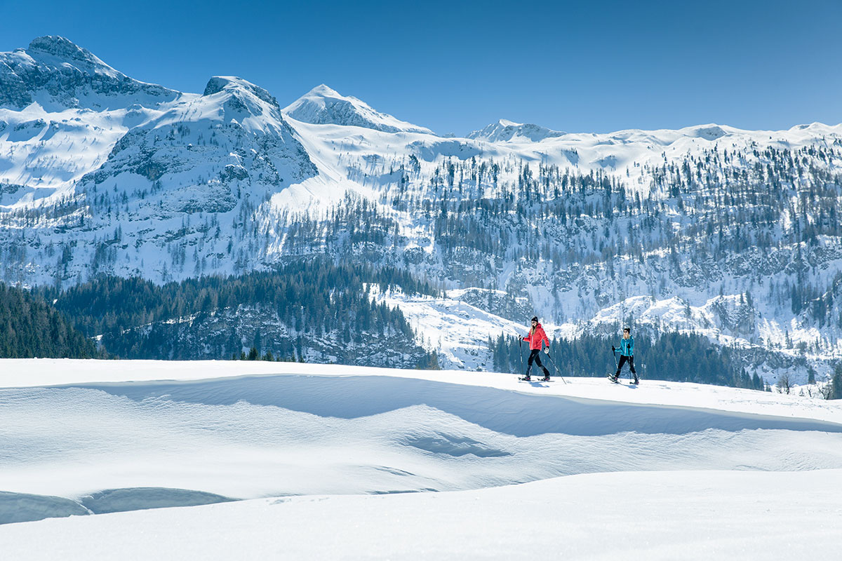 Schneeschuhwandern - Winterurlaub in Obertauern