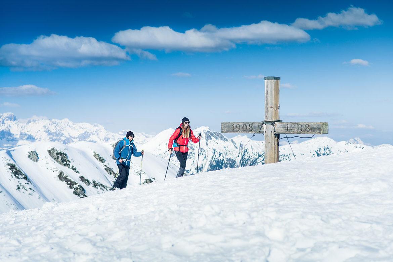 Skitouren - Winterurlaub in Obertauern