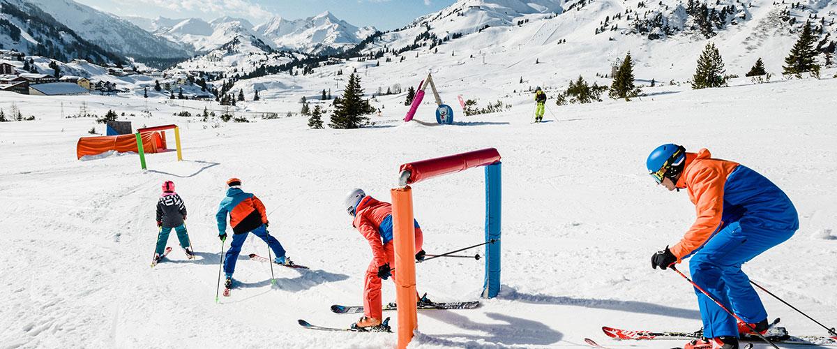 Familien-Skiurlaub in Obertauern, Salzburg