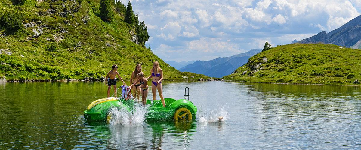 Wandern - Sommerurlaub in Obertauern, Salzburg